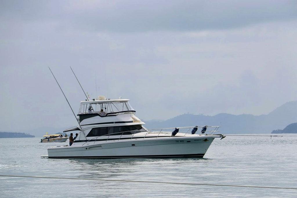 Riviera50 Motor Yacht