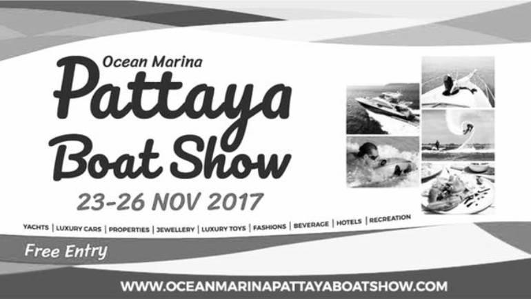 Pattaya Boat Show 2017