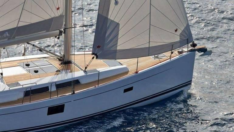 Hanse 455 Yacht